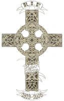 Cross for Grandma by willsketch
