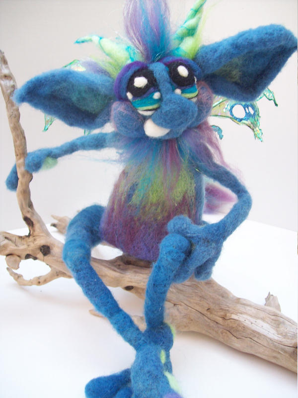 Twilight Mist Goblin by Tanglewood-Thicket