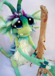 Water Goblin by Tanglewood-Thicket