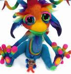 Rainbow Gobstopper Goblin