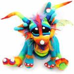 Razzle Berry Rainbow Sprinkle