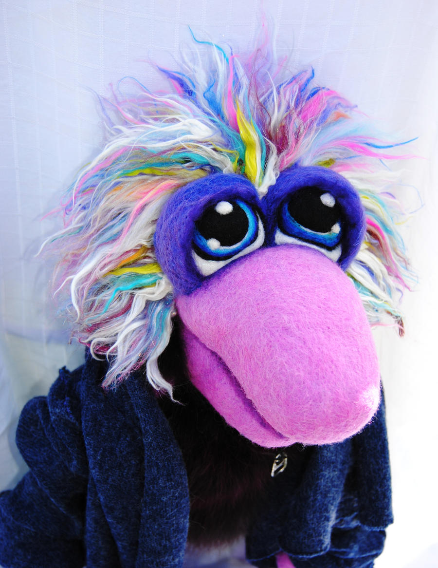 Jim Henson inspired Fraggle by Tanglewood-Thicket