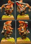 Malakai Makaisson , Dwarf Slayer Engineer
