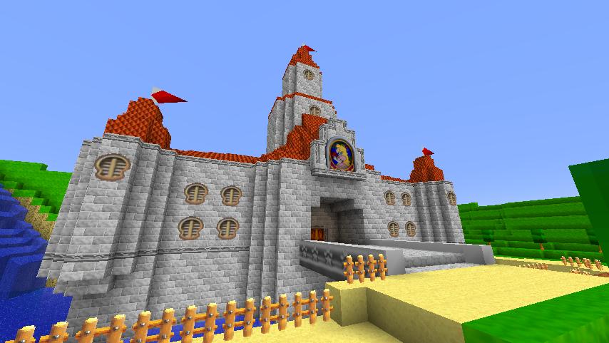 Super Minecraft 64 (project SM64) by nick3529 on DeviantArt