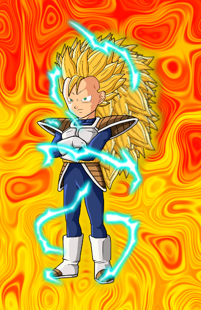 Tarble SSJ3 by songeta on DeviantArt