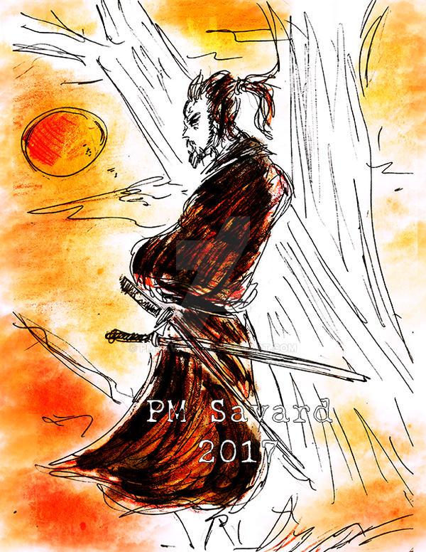 Samurai 2 by PMSAVARD