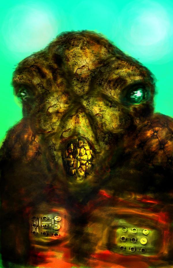 alien by PMSAVARD