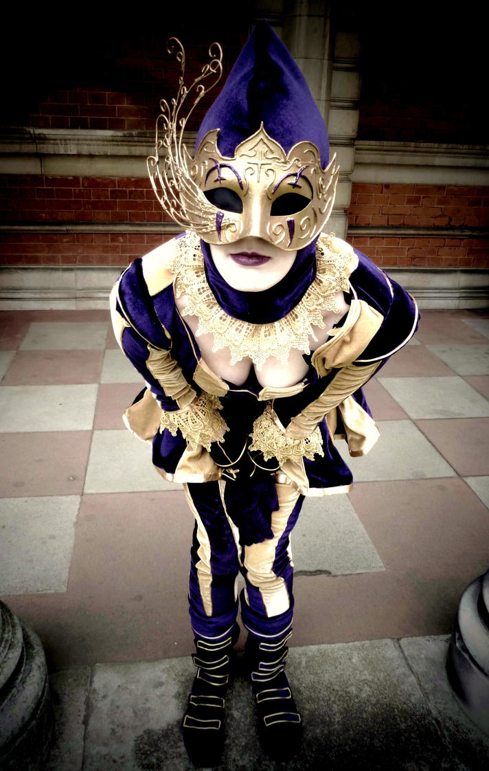 Hellequin 5 by Staraya