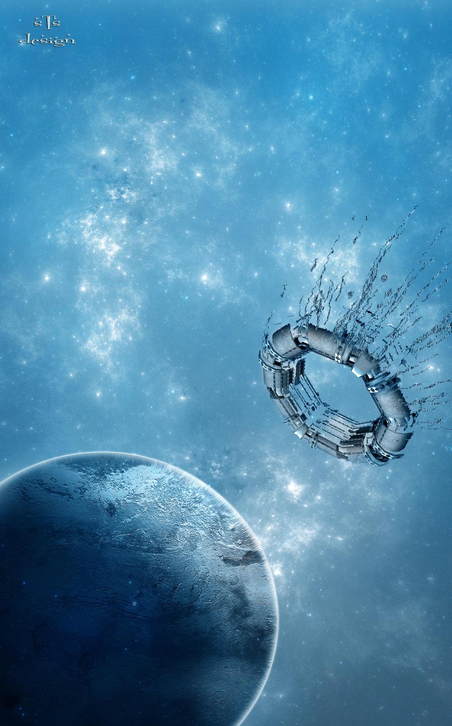 Dropping portal by StellaTheStarDesign