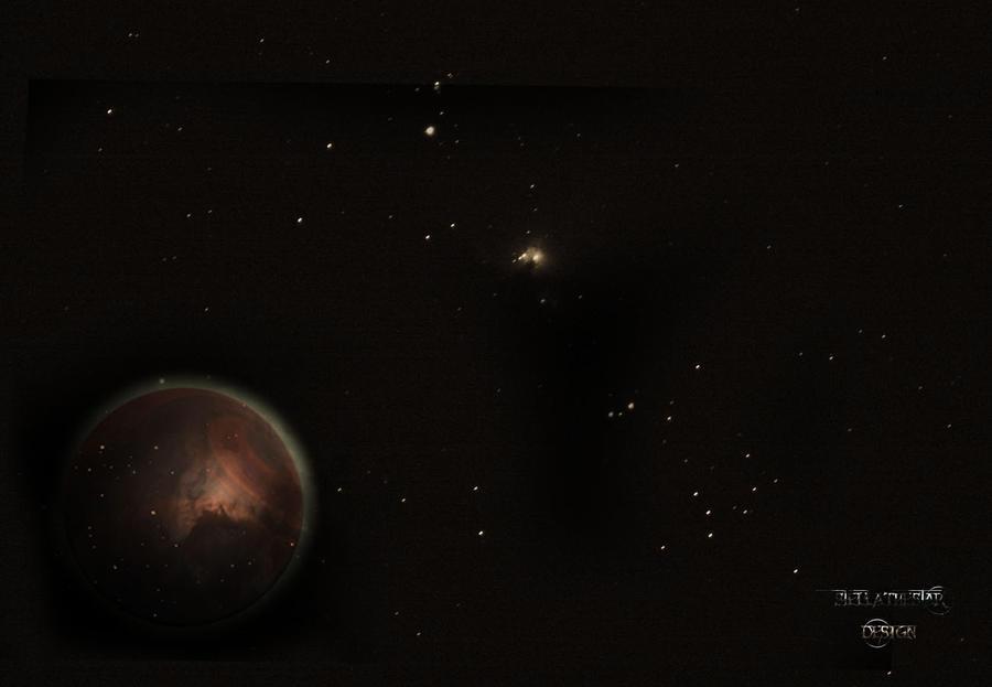 DarkSpace by StellaTheStarDesign