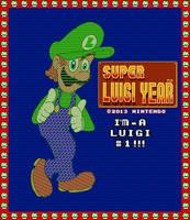 Year of Luigi by TaRtOoN-Man94