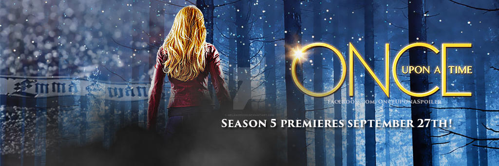 Season 5 | Once Upon A Time premiere date! by Melanieexox