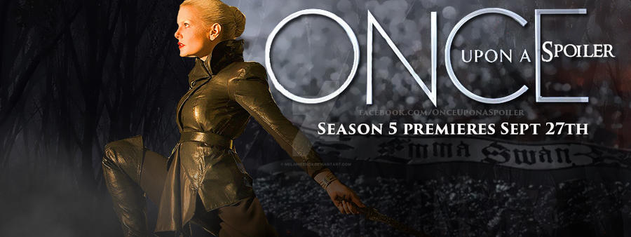 Season 5 | Dark One Swan is coming by Melanieexox
