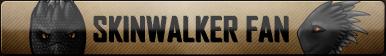 Skinwalker Fan Button