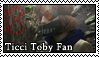 STAMP: Ticci Toby by MongooseMyth