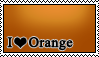Stamp: Orange by RebelMyth