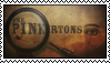 Stamp: The Pinkertons by MongooseMyth