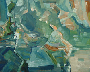 Abstract landscape 08