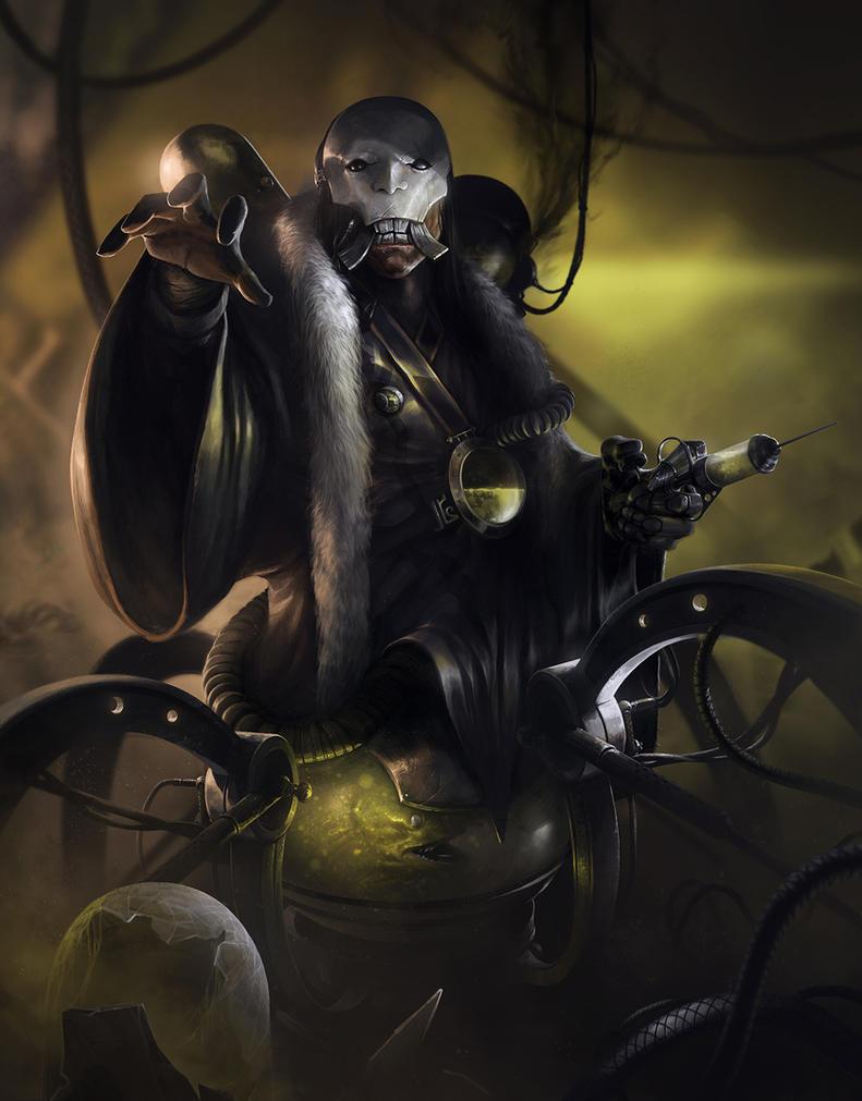 Lord Dracul by Rez-art