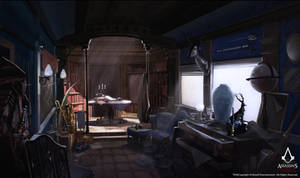 Assassin's Creed Syndicate /// Jacob's carriage