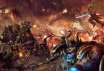 Warhammer /// Black Crusade Traitor's hate codex