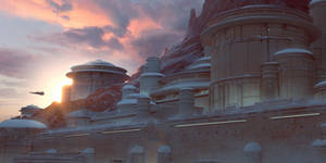 Imperial City - Winter