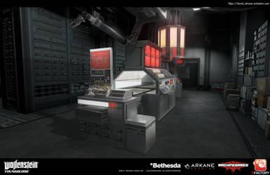 Wolfenstein Youngblood - Archive digitisation