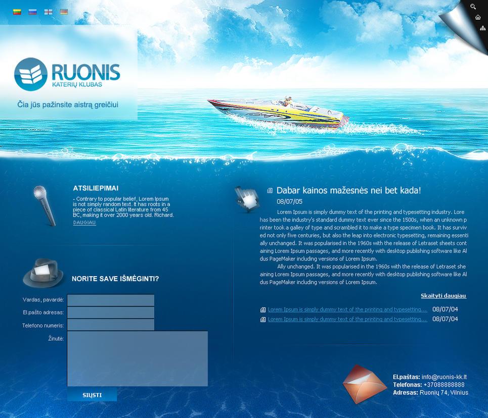 RUONIS by kntz