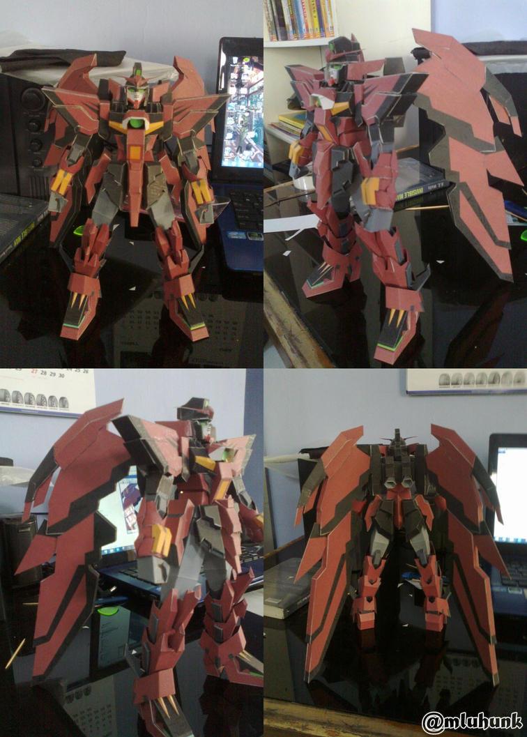 Epyon Gundam by mluhunk