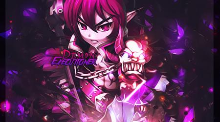 Demon Executioner by DiZyZ
