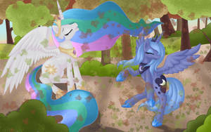 Welcome Autumn by Pony-Spiz