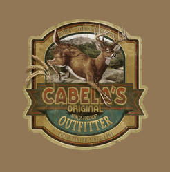 Cabela's Patch design by diesel704