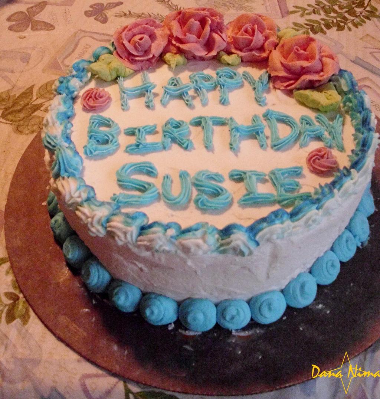 Happy Birthday Cake 2 By XxanimetearsxX On DeviantArt
