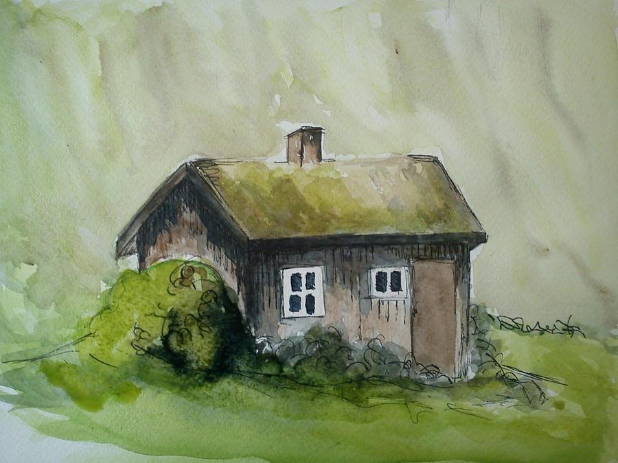 Faroe Islands by EliseLanggaard