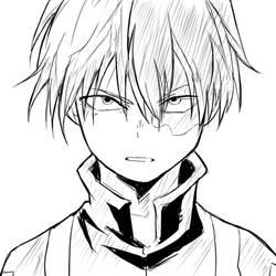 todoroki shouto (boku no hero academia)