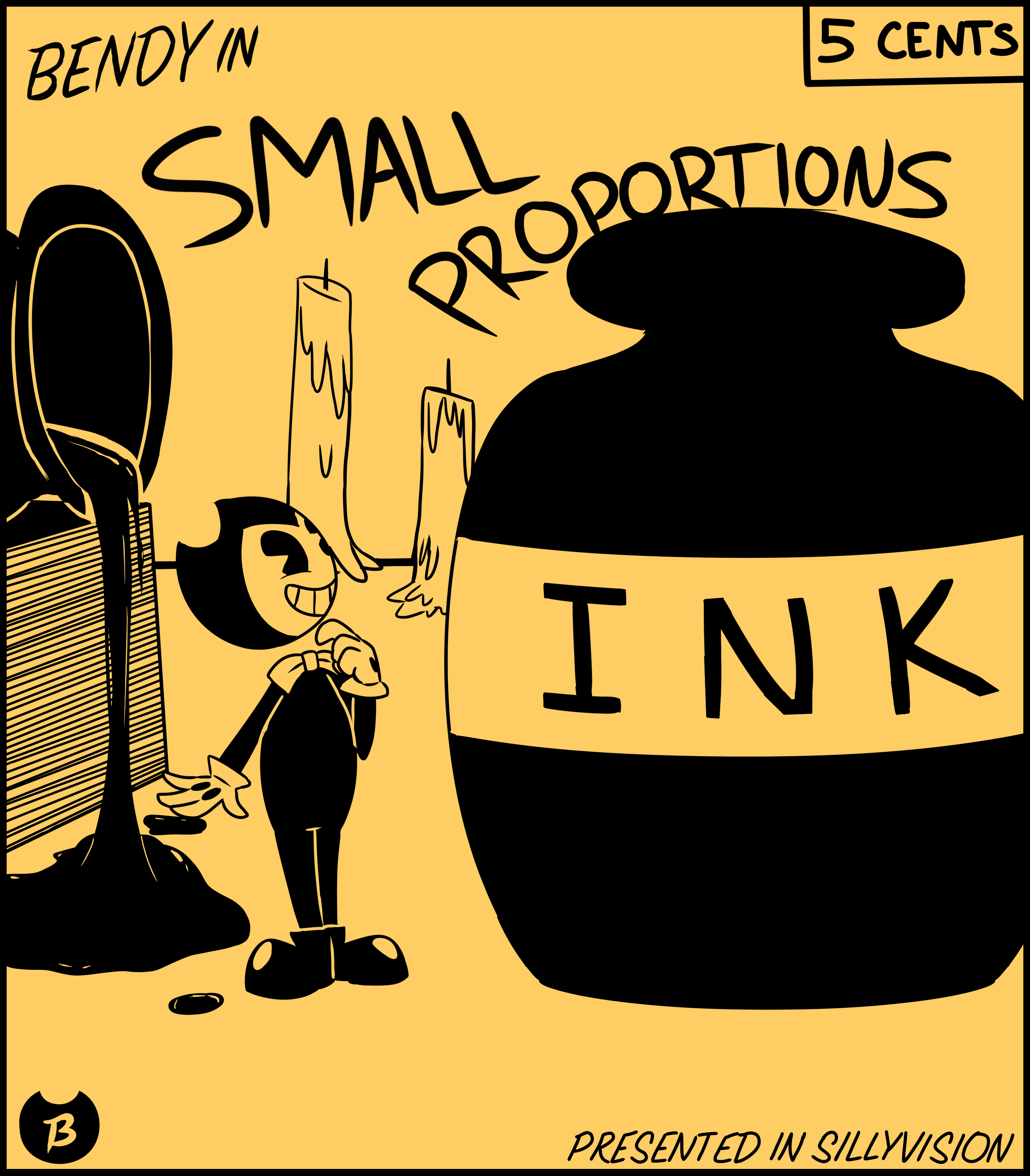 Chapter 4 Contest - Bendy and the Ink Machine by ...