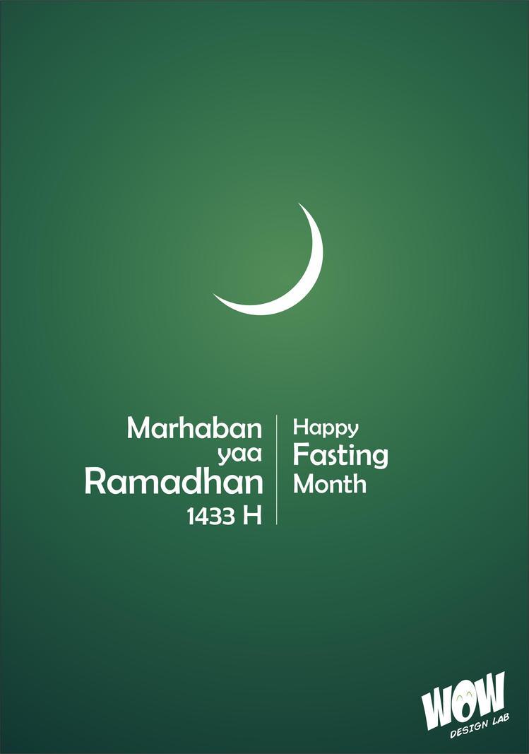 Marhaban yaa Ramadhan by ulya27