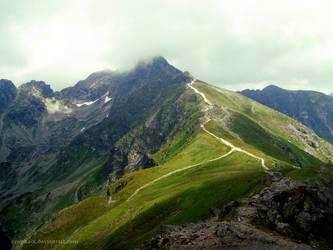 Road to Heaven by kropka-x