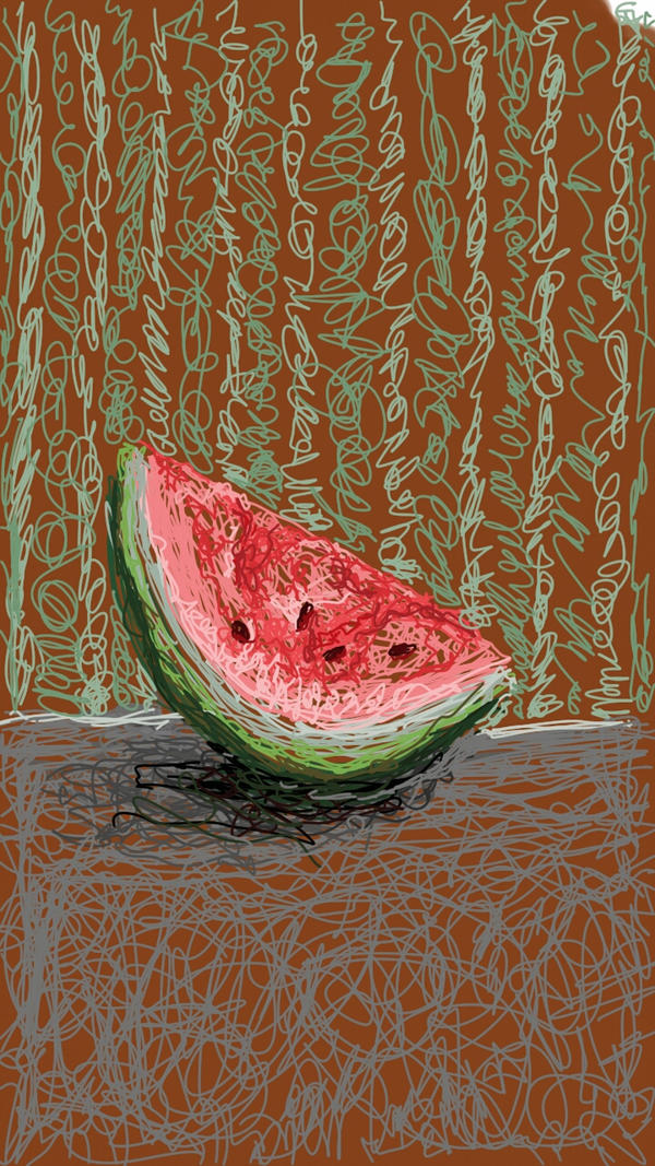 watermelon 15 mins contest by s1121316
