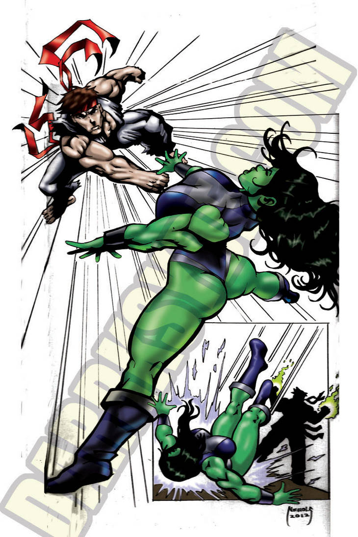 After the Hulk and She-Hulk, whos next in line? Doc