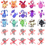 [CLOSED] Cheap Tiny Critters Adopts