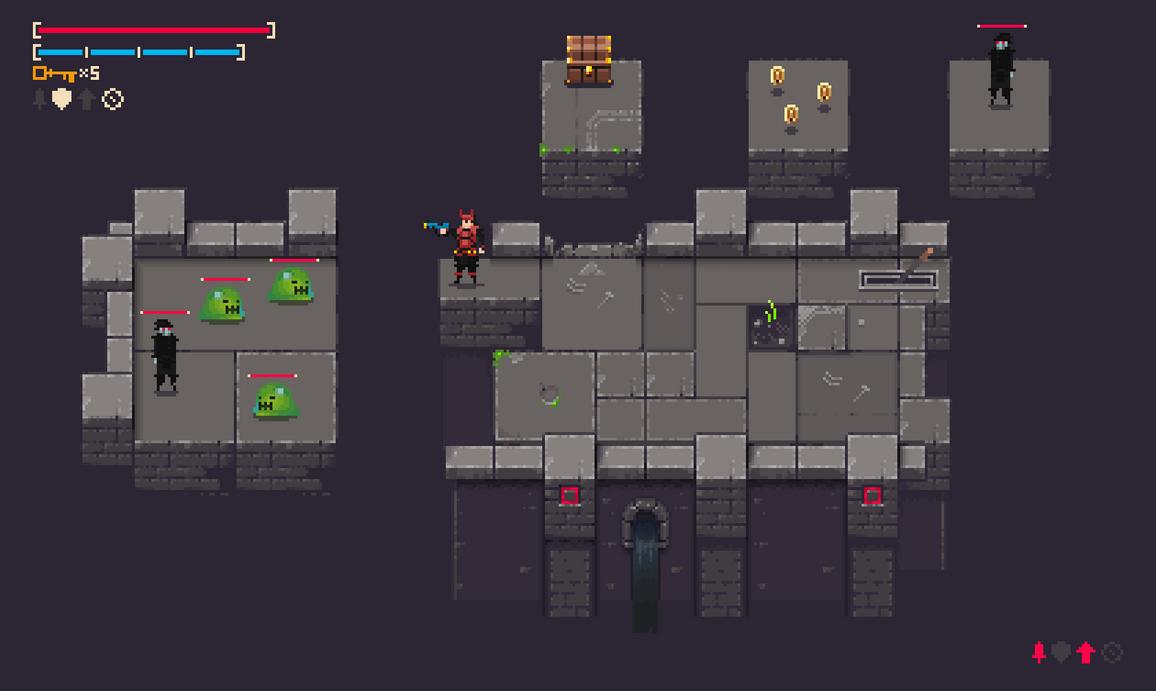 Gameplay Mockup by HellHoundx666