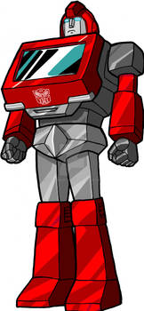 Autobot Ironhide