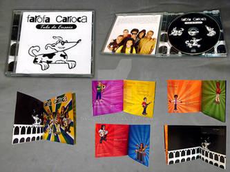 Farofa Carioca CD Cover Art