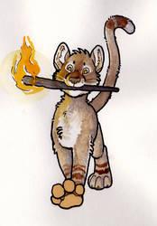 Fire-Bearer by todwills