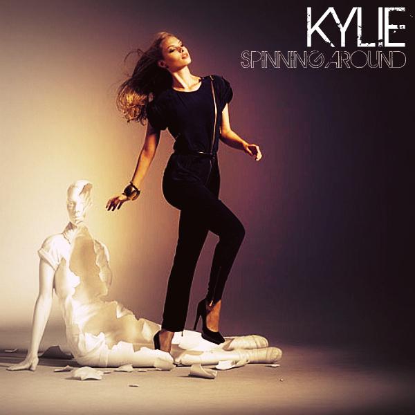 Kylie minogue spinning around booty