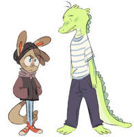 Height difference by Northii
