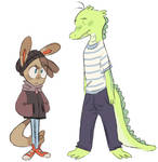 Height difference