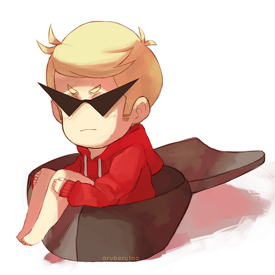A Strider in a Cap by AxelPows