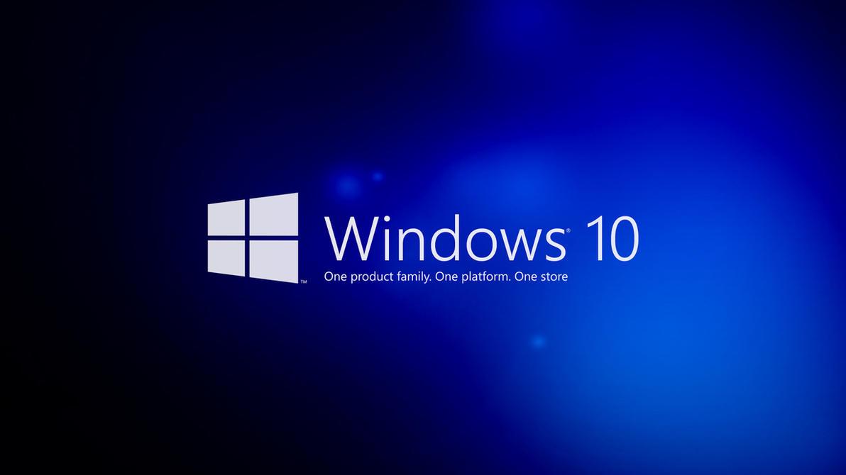 Windows 10 Wallpaper by ljdesigner
